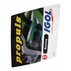 Igol Propuls Racing 4T 10W60 bidon de 2 litres