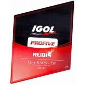 Igol Profive C2 Rubis 5W30 bidon de 4 litres