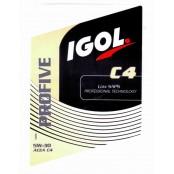 Igol 5W30 Profive C4 bidon de 4 litres