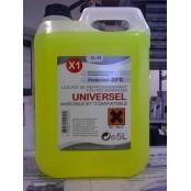 Liquide de refroidissement universel -25 bidon de 5 litres