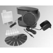 Mini-clim EUFAB 12V/220V portable rafraichisseur d air 21005