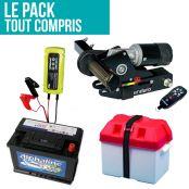 Pack ENDURO MOVER + Montage + Batterie + Chargeur + Bac à batterie